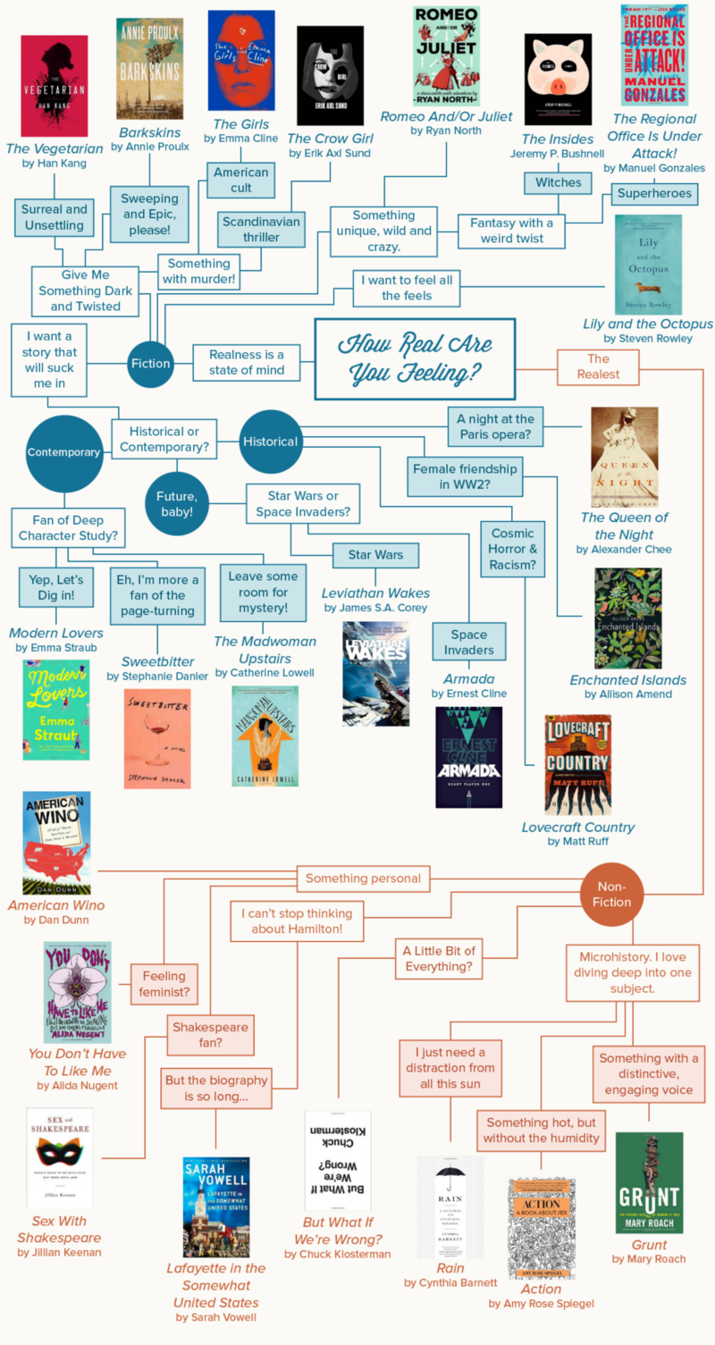 How To Choose A Book To Read This Summer