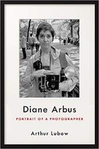 diane arbus portrait of a photographer