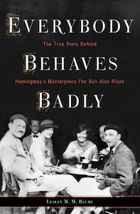everybody behaves badly cover