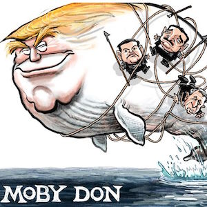 moby dick politics