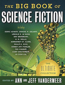 the big book of science fiction cover