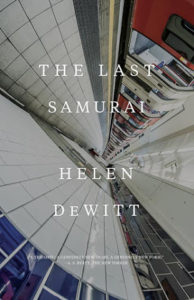 the last samurai helen dewitt