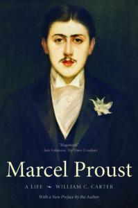 Carter - Marcel Proust pbk