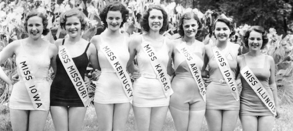 vintage pageant