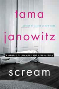 tama janowitz scream