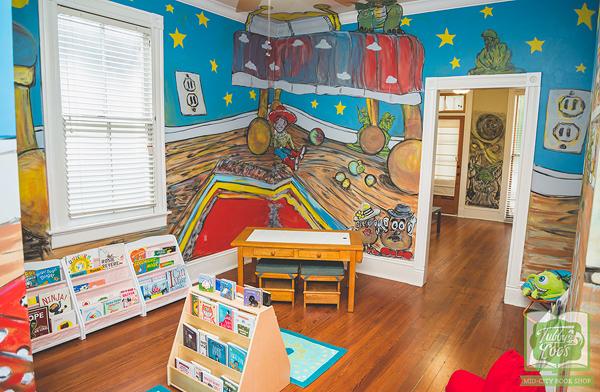 Children's Room Watermark