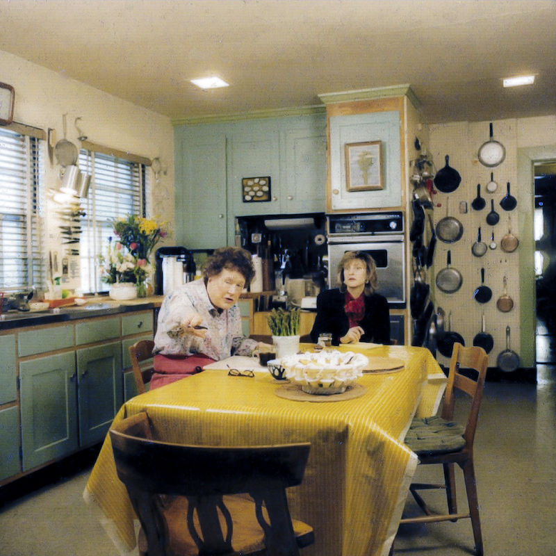 How To Arrange Your Kitchen According To Julia Child