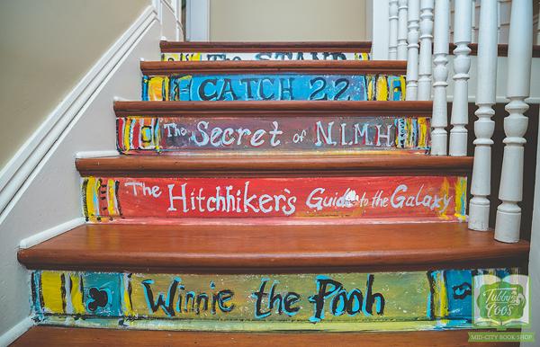 Stairs Watermark
