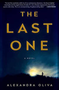 The Last One, Alexandra Oliva cover
