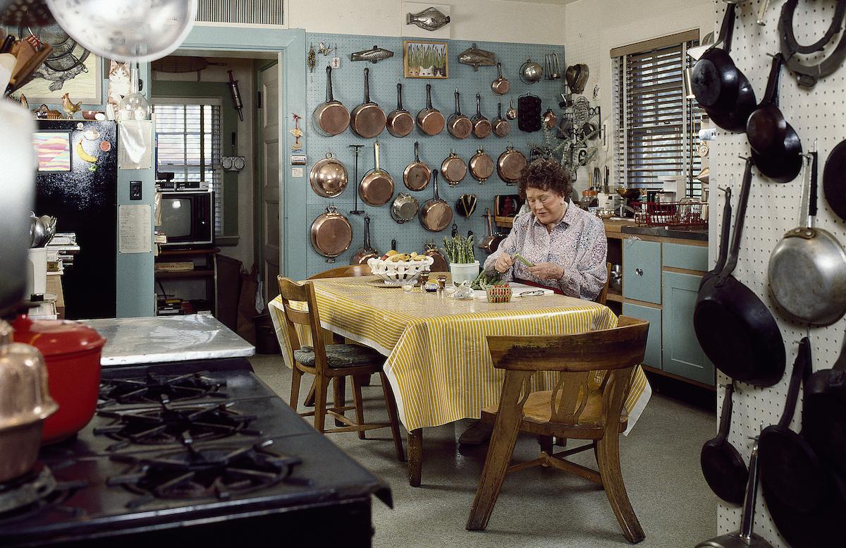 How to Arrange Your Kitchen: According to Julia Child ‹ Literary Hub