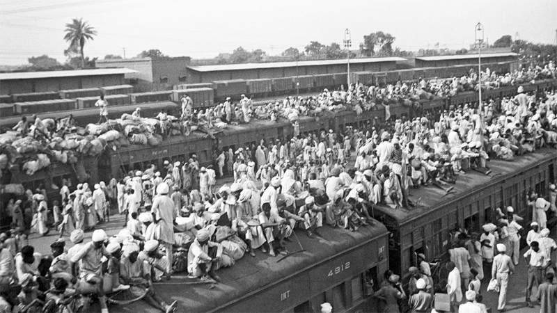 Reading The Partition Of India
