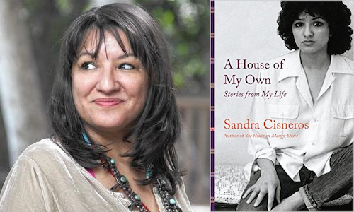 sandra cisneros a house of my own