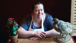 Sara Jenkins, Porchetta and Porsena