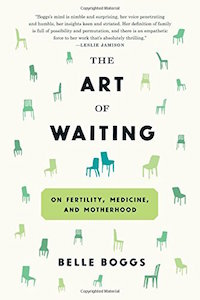 the art of waiting belle boggs cover