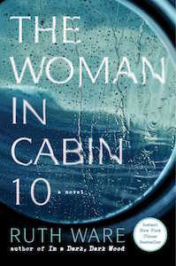 The Woman in Cabin 10, Ruth Ware cover