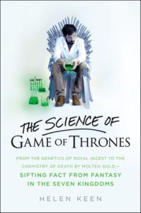 science of game of thrones us cover
