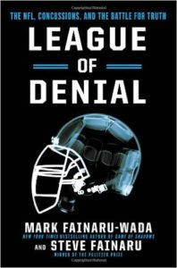 Mark Fainaru-Wada and Steve Fainaru, League of Denial