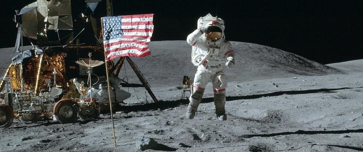 moon landing hoax?