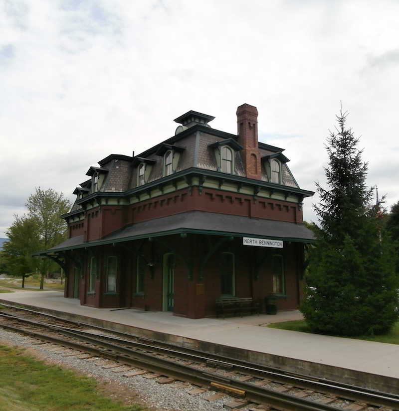 north-bennington-train-station-2012