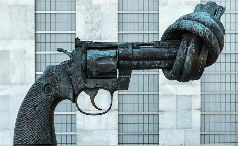 How High Culture Sustains Gun Culture Literary Hub
