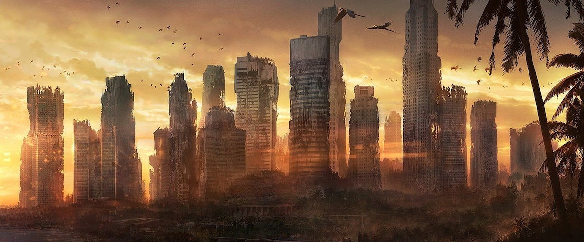 Seeing the Hopeful Side of Post-Apocalyptic Fiction | Literary Hub