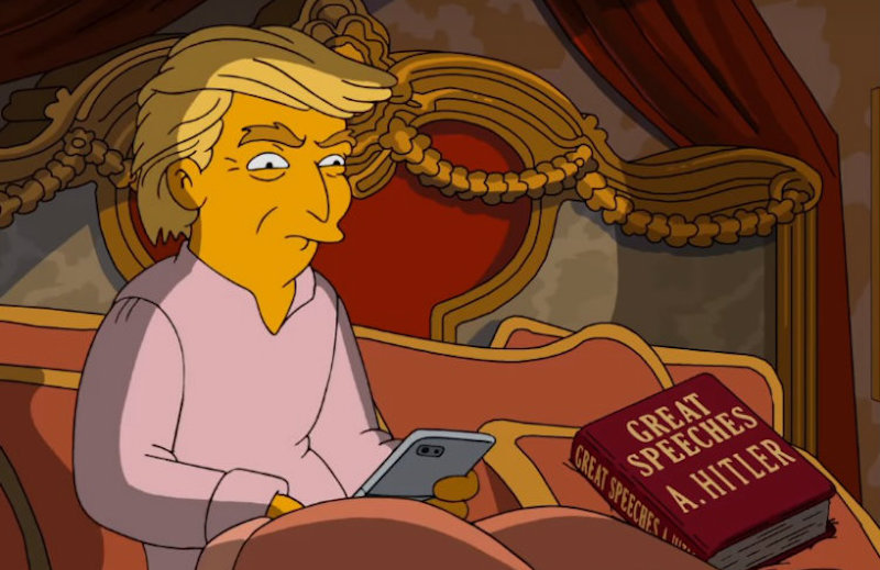 Donald Trump What Do They Read