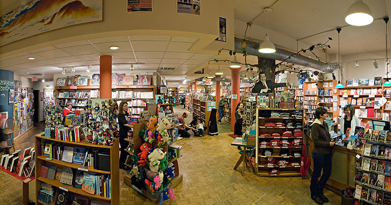 Olivias adult book store