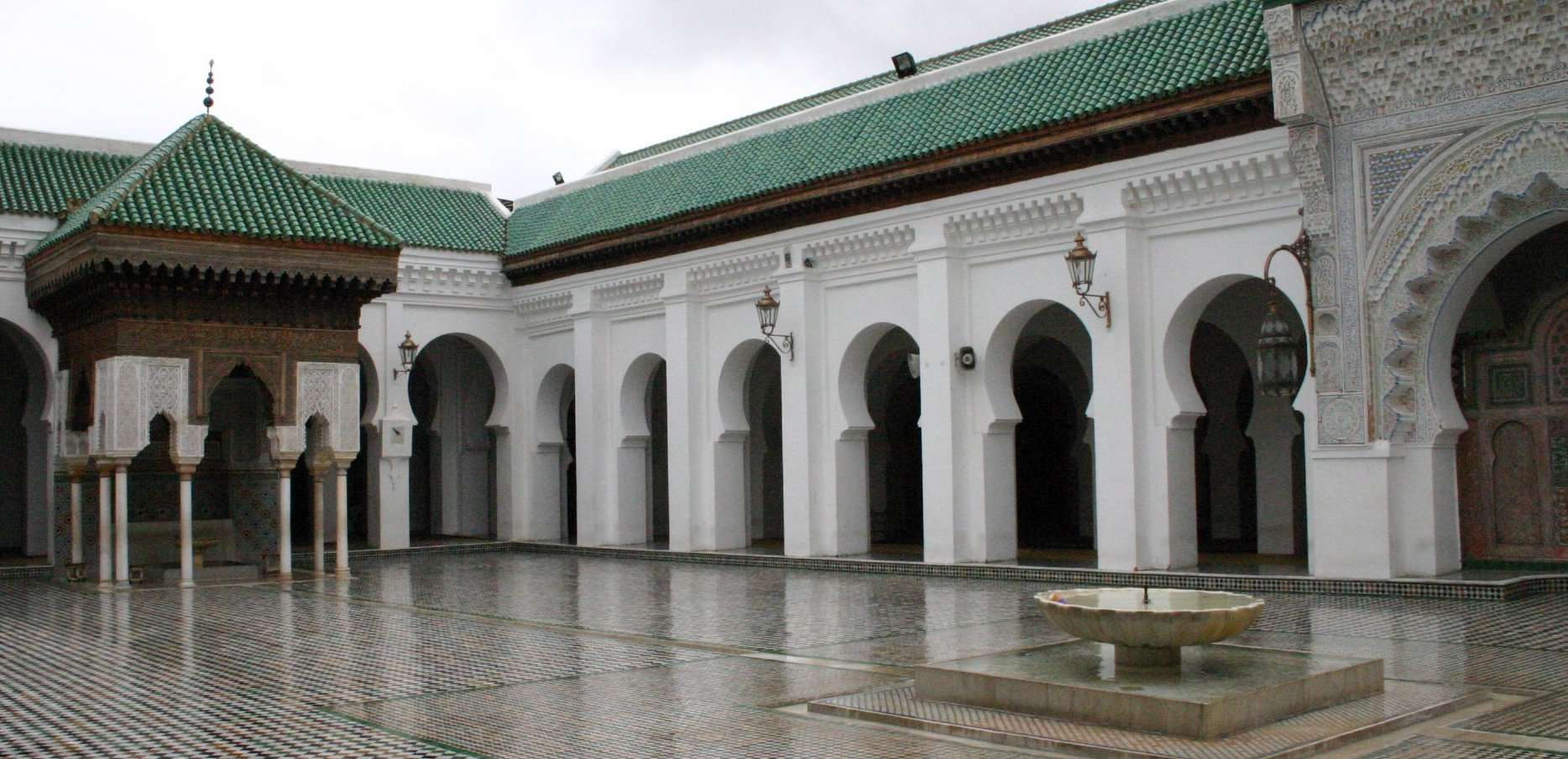 The World's Oldest Library: Founded by a Woman, Restored By a Woman