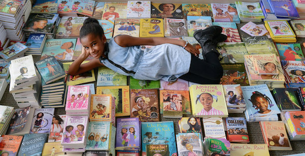 1000 black girl books marley dias
