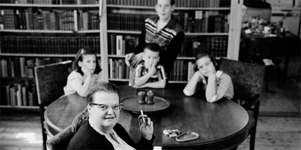 shirley-jackson-family