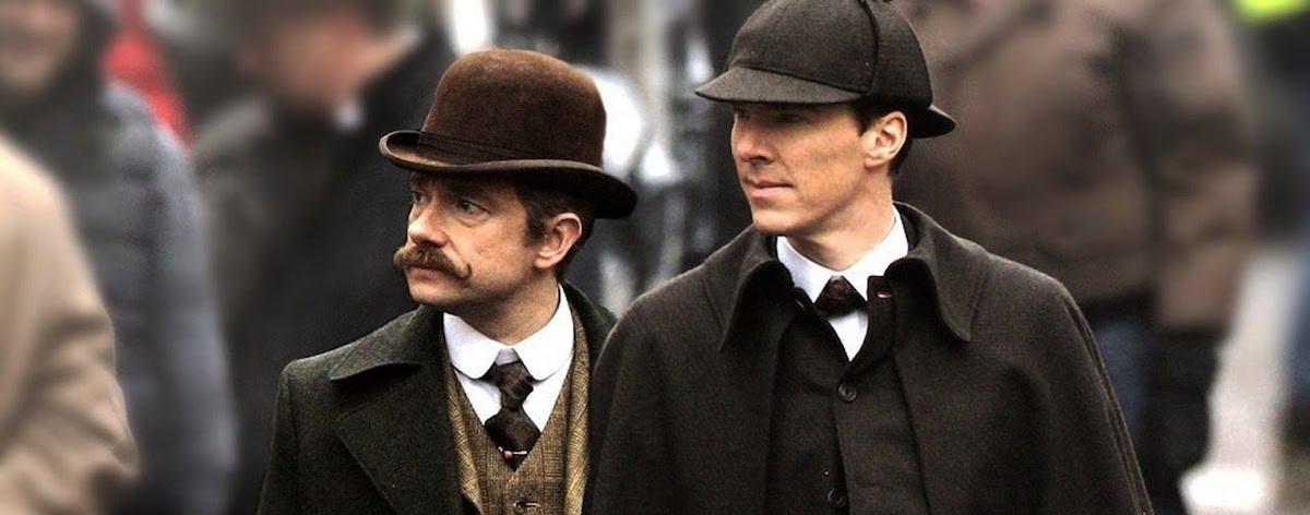 Not My Sherlock   Literary Hub