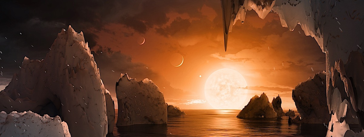 The Seven Fictional Planets We Hope NASA Just Discovered