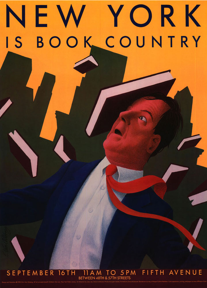 31 Vintage Posters That Demand You Pick Up a Book | Literary Hub