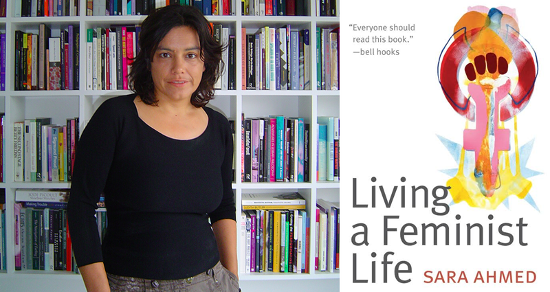 Sara Ahmed, Living a Feminist Life