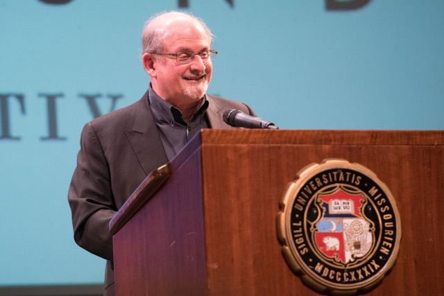 Salman Rushdie Unbound Book Festival