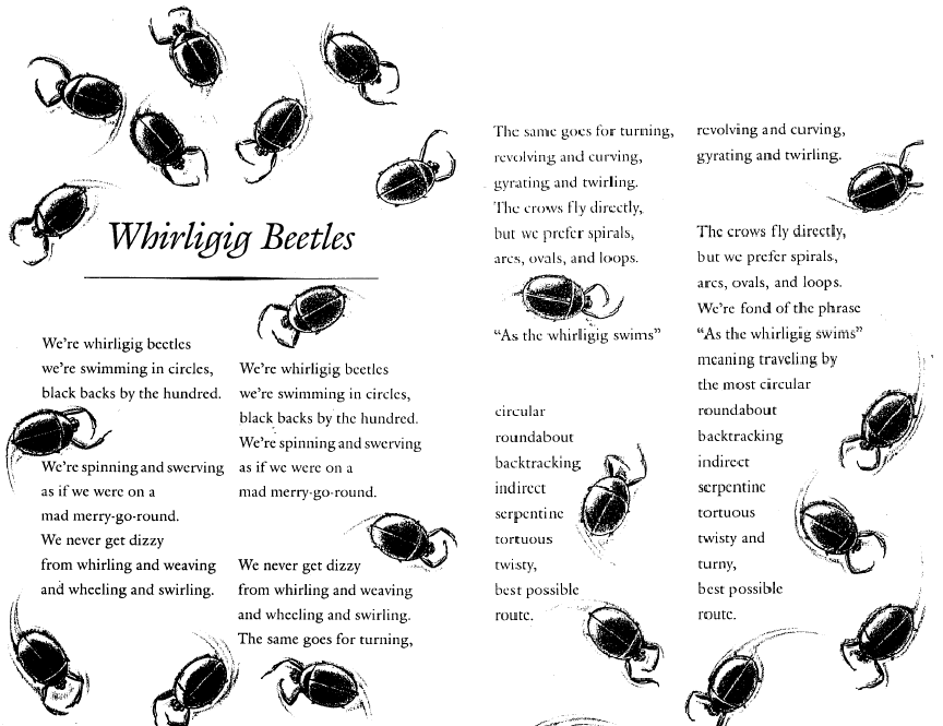 graphic about Poems for Two Voices Printable known as 10 Superb Childrens Poets On your own Need to Recognize Literary Hub