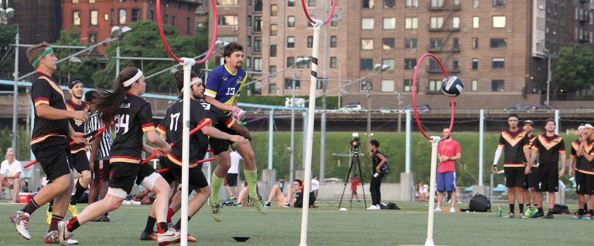 Can You Have Quidditch without Harry Potter? | Literary Hub