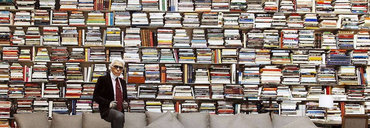 10 Famous Book Hoarders