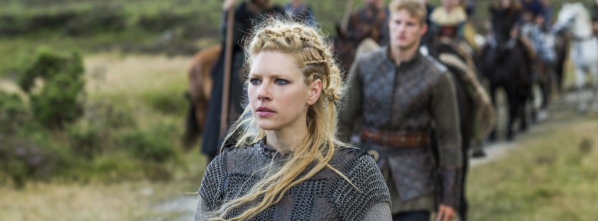 To Live Like the Women of Viking Literature