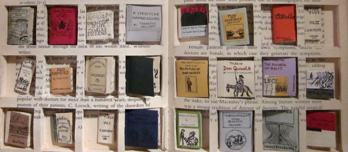 The Reading Lists Hidden Inside 12 Great Books