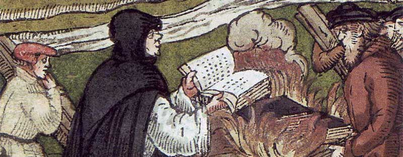 10 Tales of Manuscript Burning (And Some That Survived