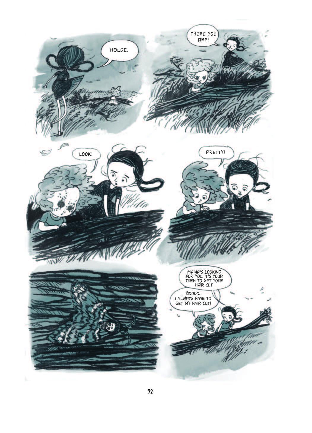 voices in the dark nyrb Ulli Lust