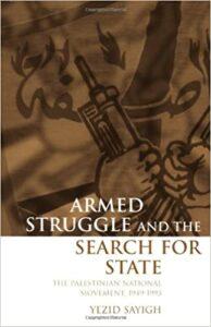 Armed Struggle, Yezid Sayigh