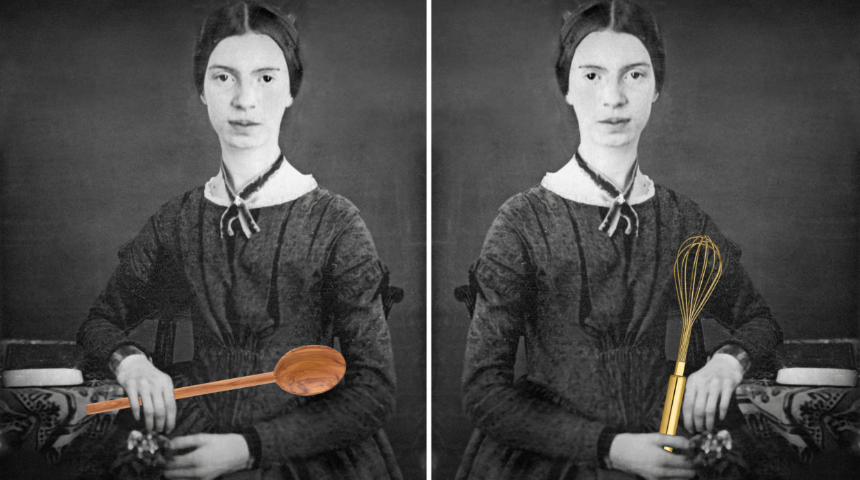 now you too can bake like emily dickinson this holiday season