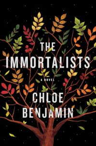 Chloe Benjamin, The Immortalists