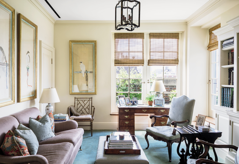 Another Liberating Aspect To These Rooms Is The Range Of Decorating  Material Available To Us Today: The Twentieth Century Has Brought Us A New  Freedom To ...
