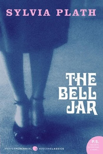 Image result for the bell jar cover