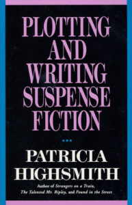 patricia highsmith plotting and writing suspense fiction