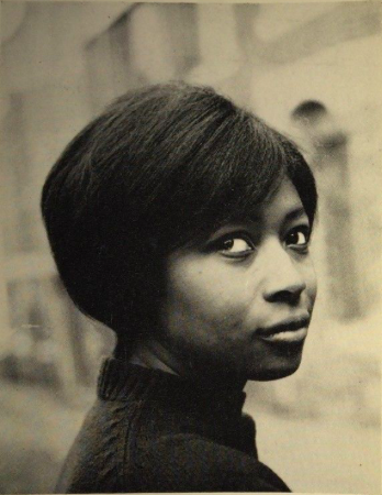 Alice Walker first author photo once