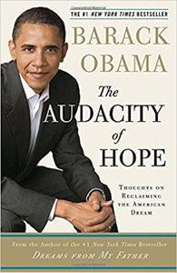 The Audacity of Hope Barack Obama